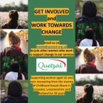 Get Involved and Worktowards change